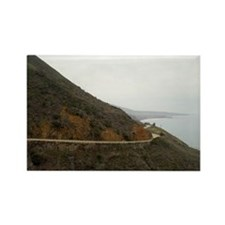 big sur highway Rectangle Magnet