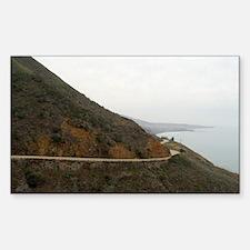 big sur highway Decal