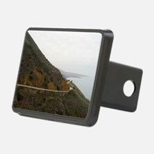big sur highway Hitch Cover