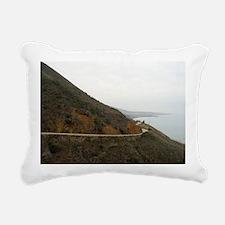 big sur highway Rectangular Canvas Pillow