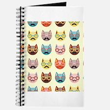 Hipster Cats Journal