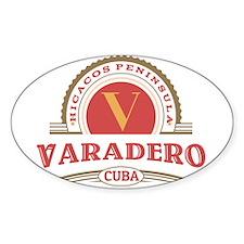 Varadero Retro Badge Decal