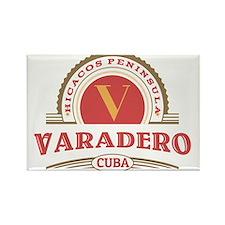 Varadero Retro Badge Magnets
