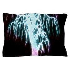 awesome fractal tree Pillow Case