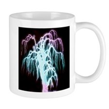 awesome fractal tree Mugs