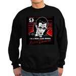 Baron On Black Sweatshirt (dark)