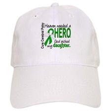 Cerebral Palsy HeavenNeededHero1 Baseball Baseball Cap