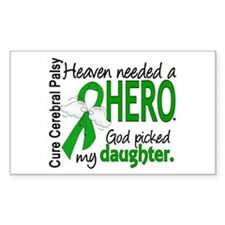 Cerebral Palsy HeavenNeededHer Decal