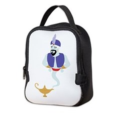 Genie Lamp Bottle Neoprene Lunch Bag