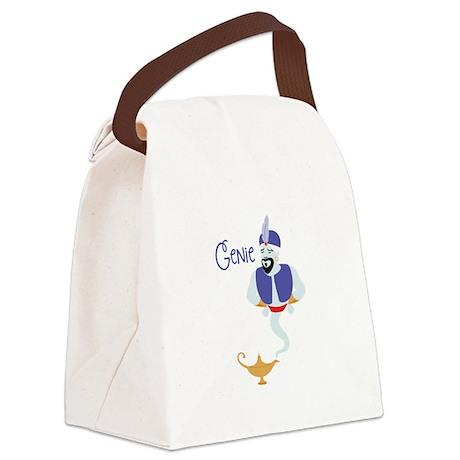 GeNie Canvas Lunch Bag