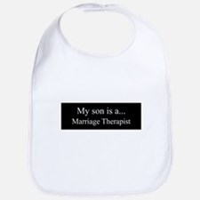 Son - Marriage Therapist Bib