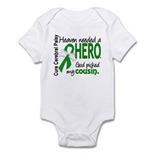 Cerebral Palsy HeavenNeededHero1 Infant Bodysuit