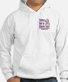 Tats for a Cure Lavender Hoodie