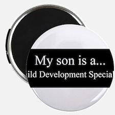 Son - Child Development Specialist Magnets