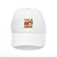 Feel Safe at Night Firefighter Baseball Cap