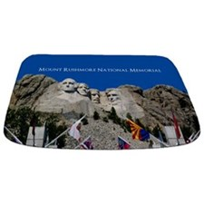 Mount Rushmore Customizable Souvenir Bathmat
