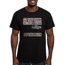 Trucker Do The Math T