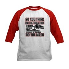 Trucker Do The Math Tee