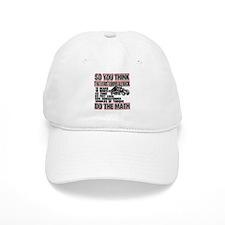 Trucker Do The Math Baseball Cap