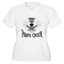 Cute Women skull T-Shirt