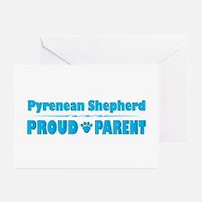 Pyrenean Parent Greeting Cards (Pk of 10)