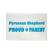 Pyrenean Parent Rectangle Magnet