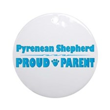 Pyrenean Parent Ornament (Round)
