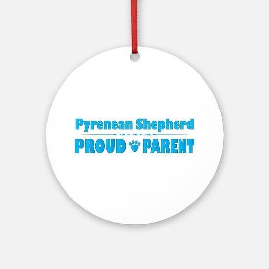 Pyrenean Parent Ornament (Round)