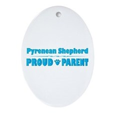 Pyrenean Parent Oval Ornament