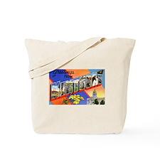Kentucky Greetings Tote Bag