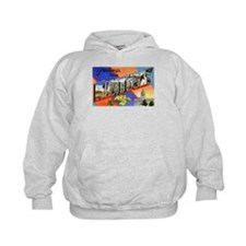 Kentucky Greetings (Front) Hoodie