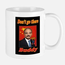 ANGRY ERIC HOLDER Mugs