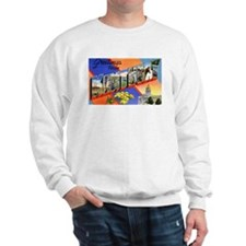 Kentucky Greetings (Front) Sweatshirt
