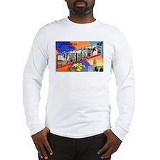 Kentucky Greetings Long Sleeve T-Shirt