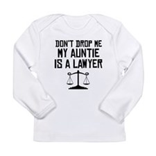 My Auntie Is A Lawyer Long Sleeve T-Shirt