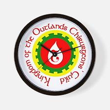 Outlands Apprentice Wall Clock