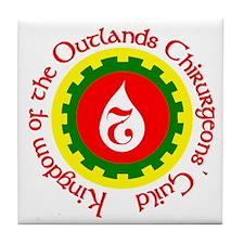 Outlands Apprentice Tile Coaster