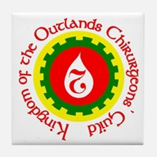 Outlands Apprentice Tile Coaster