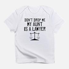 My Aunt Is A Lawyer Infant T-Shirt