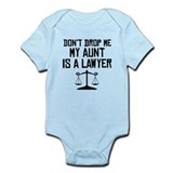 My aunt is a lawyer Baby