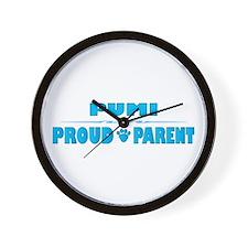 Pumi Parent Wall Clock