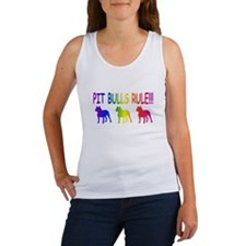 Pit Bull Women's Tank Top