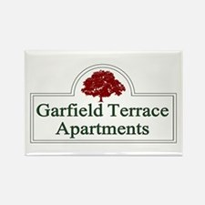 Garfield Terrace Apartments Magnets