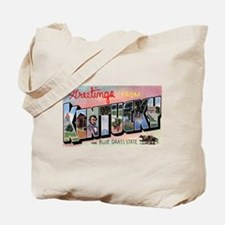 Kentucky Greetings Tote Bag