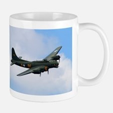 B17 Flying Fortress Sally B Mugs