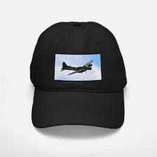 B17 Flying Fortress Sally B Baseball Cap