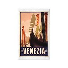 Venice Italy 3'x5' Area Rug