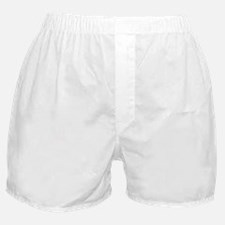 Keep Calm and Serve On Boxer Shorts