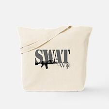 SWAT Wife Tote Bag