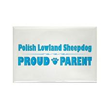 PLS Parent Rectangle Magnet (10 pack)